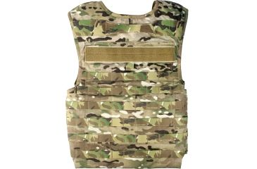 Blackhawk STRIKE Cutaway Carrier Vest w/ 3D Mesh Lining, MultiCam, Extra Small, 32V600MC-CTS