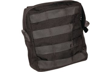BlackHawk STRIKE Large Utility Pouch, Black - Made in USA 39CL60BK-USA