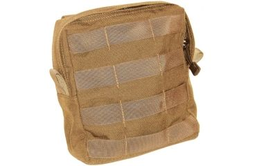 BlackHawk STRIKE Large Utility Pouch, Coyote Tan - Made in USA 39CL60CT-USA
