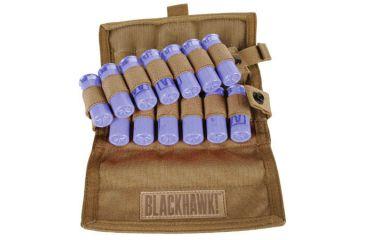 2-BlackHawk S.T.R.I.K.E. Gen-4 MOLLE System Shotgun Pouch, Size 151