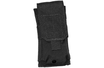BlackHawk S.T.R.I.K.E. M4/M16 Single Mag Pouch - Black 38CL02BK-GSA