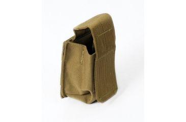 BlackHawk S.T.R.I.K.E. Single Smoke Grenade Speed Clip Coyote Tan Pouch 38CL14CT-GSA