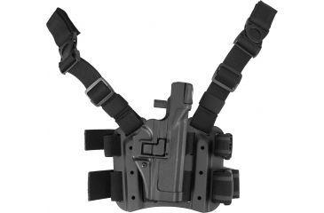 BlackHawk TAC SERPA Level 3 430625BK-R for S & W MP Right Hand