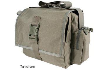 BlackHawk Tactical Battle Bag w/Map Pocket - Black 60BB02BK