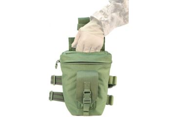 BlackHawk Tactical Omega Elite Dump Pouch, Olive Drab, Size 190 56DP00OD