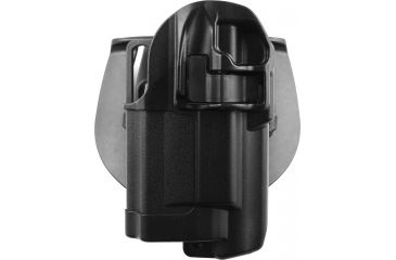 BlackHawk Tactical SERPA Thigh Holster, Mag Pouch, Left Hand 430506BKL
