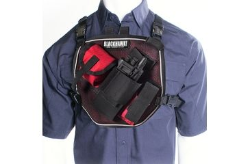 Blackhawk USAR Radio Chest Harness