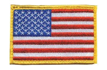 BlackHawk Velcro American Flag Patch 90RWBV