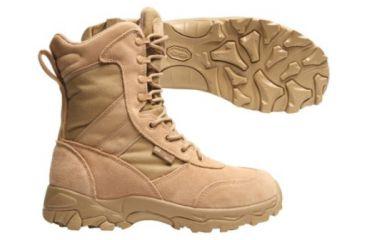 1-BlackHawk Warrior Wear Desert Ops Boots, Desert Tan