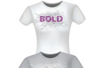 BlackHawk Women's Graphic T-Shirt - BOLD, White, Large 92GT01WH-LG