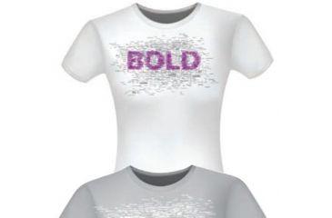 BlackHawk Women's Graphic T-Shirt - BOLD, White, Medium 92GT01WH-MD