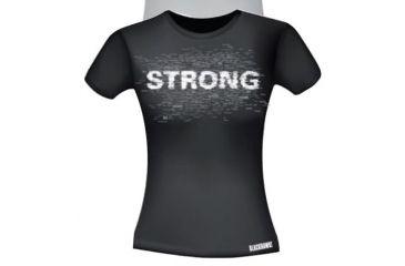 BlackHawk Women's Graphic T-Shirt - STRONG, Black, XL 92GT01BK-XL