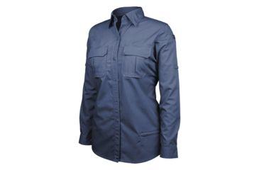 Blackhawk Women's Long Sleeve Tactical Shirt, Navy - 2XL 92TS01NA-2XL