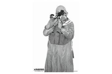 Blackheart Custom Global War On Terror Target RPG Gunner 1 Measures 23x35 Inches 100 Pack