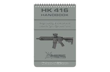 Blackheart HK-416 Handbook
