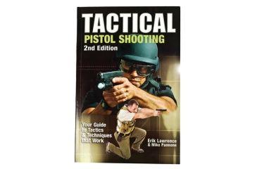 Blackheart Tactical Pistol Shooting Book 2nd Edition
