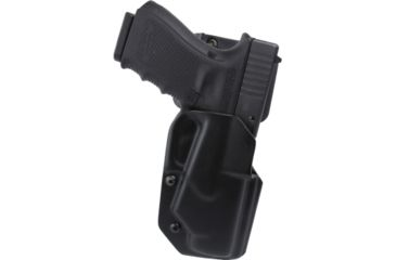Blade Tech Black Ice OWB Holste,SW MP 9 Pro Series,Black,Right Hand,D/OS Tek-lok HOLX001289508666