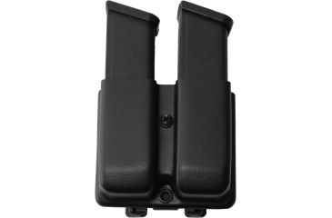 Blade Tech Double Mag Pouch, Black AMMX002446284185