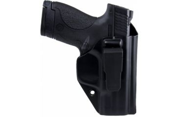 Blade Tech IWB Klipt Appendix Holster,Ruger LCP w/CTL,Black,Right HOLX000509605165
