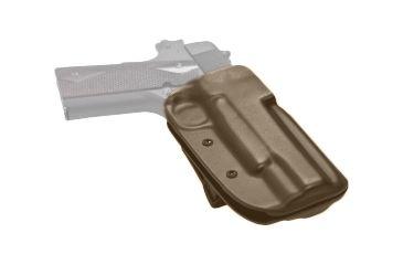 8-Blade-Tech OWB Holster, Fits FN models