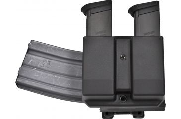 Blade Tech Revolution AR-Mag with Double Mag Pouch AMMX0026ARCMBOFAELHDL