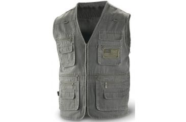 Blue Stone Safety Concealment Vest With Removable Ballistic Panel Medium, Olive, Medium C565-BP-OLV-002