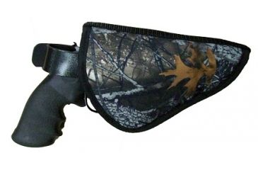 Blue Stone Safety, Hunter Belt Slide Holster, Camo, RH, BS015CM-000-R