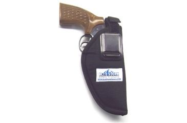 Blue Stone Safety, Nylon Belt Clip holster, Black, Large, RH, BC13-003-R