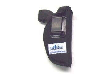 Blue Stone Safety, Nylon Belt Clip holster, Black, Small, RH, BC13-001-R