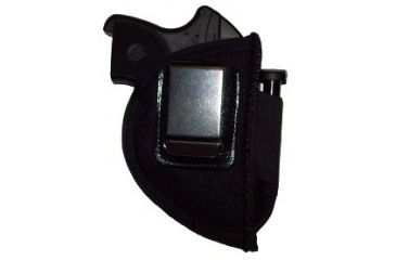 Blue Stone Safety, Ruger LCP Special Ops Belt Clip Holster With Mag, Black, LH, BCS014BK-L-MAG