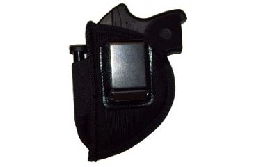 Blue Stone Safety, Ruger LCP Special Ops Belt Clip Holster With Mag, Black, RH, BCS014BK-R-MAG
