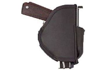 Blue Stone Safety, Special Ops Belt Clip Holster No Mag, Black, RH, BCS013BK-R-NM
