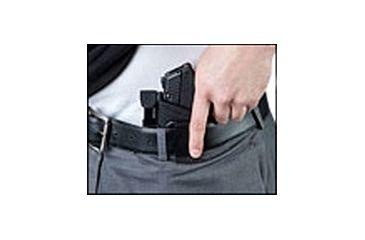 Blue Stone Safety, Special Ops Belt Clip Holster No Mag, Black, RH, BCS013BK-R-NM