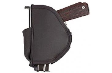 Blue Stone Safety, Special Ops Belt Clip Holster With Mag, Black, LH, BCS013BK-L-MAG