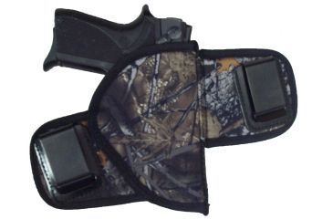 Blue Stone Safety The Distributer Holster Mid /Right Hand, Camo, .380 DISTBC01-CM-RH-Mid