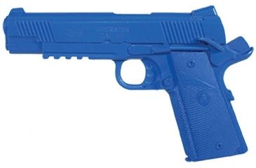 Blue Training Guns by Rings Blue Training Guns - Springfield Cocked And Locked - FSPX9105MLCL