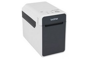 Brother Mobile Solutions Compact 2.2in Wide, 300dpi Powered Desktop/network thermal printer TD2130N
