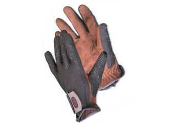Bob Allen 315 Shotgunner Gloves Brown Small