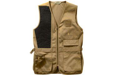 2-Bob Allen 240S Shooting Vest - Solid
