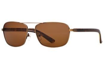 Bobby Jones BJ Ernie SEBJ ERNI06 Progressive Prescription Sunglasses SEBJ ERNI065835 BN - Lens Diameter 63 mm, Frame Color Antique Brown, Lens Diameter 58 mm