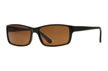 Bobby Jones BJ Gene SEBJ GENE06 Progressive Prescription Sunglasses SEBJ GENE065835 BK - Frame Color: Black, Lens Diameter: 63 mm, Lens Diameter: 58 mm