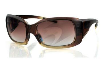 Bobster AVA Sunglasses - Brown Fade Frame, Gradient Brown BAVA201