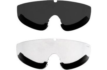 Bobster Prowler Sunglasses Replacement Lens Smoked or Clear