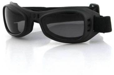 Bobster Road Runner Goggles with Smoked Lenses BRR001