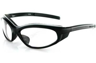 Bobster Super Fly Photochromic Eyewear with RX Lenses, ESF001RX