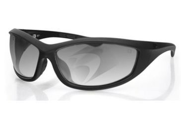 Bobster Zulu Ballistics Eyewear, Matte Frame, Anti-fog Photochromic EZUL002