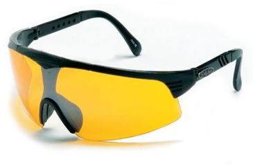Body Specs 2002 Sunglasses - Black Frame, Silver Mirror Lenses