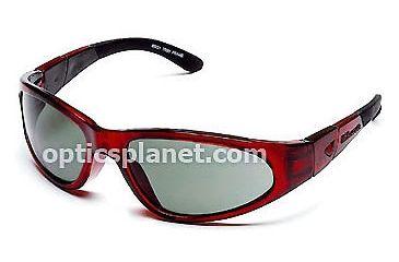 Body Specs BSG 2 Crystal red Frame Sunglasses