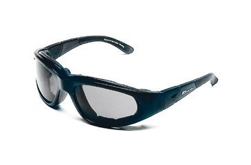 Body Specs BSG-2 Photochromic Photo Sunlights Sunglasses with Black Frame, Grey and Yellow Lens