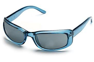 Body Specs RX Prescription Ms Lily Blue Crystal Frame Sunglasses